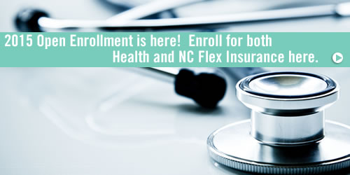 Picture stethescope - benefits open enrollment
